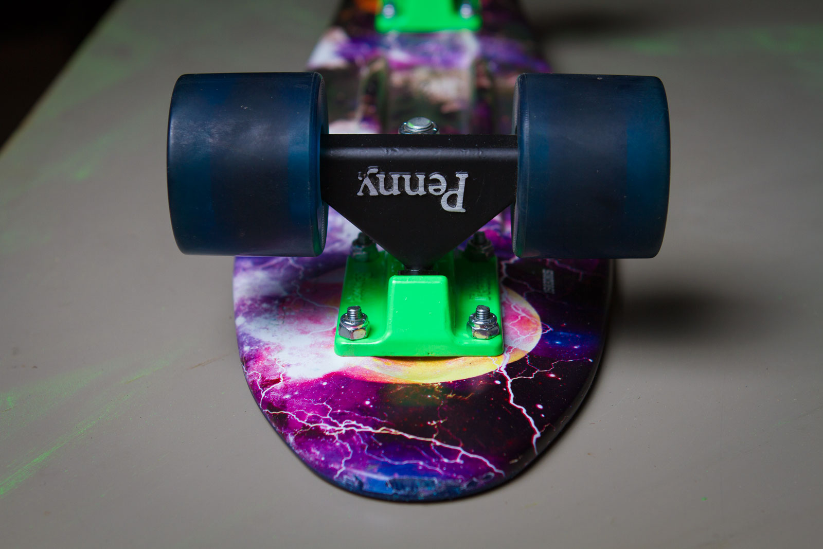 Finished customize pennyboard